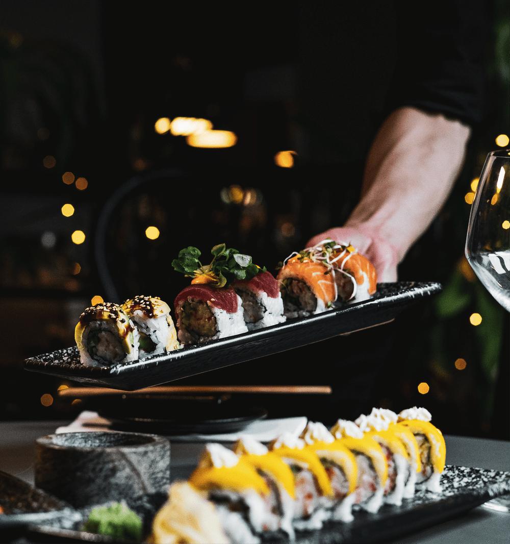 Catch Sushi Bar Aalborg